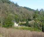 Picture taken on the grounds of Llys Cadfan